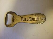 New listing Statler Hotel Bottle Opener