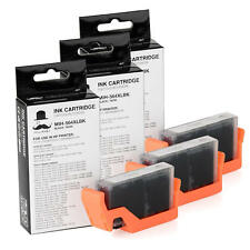 Moustache® 3PK 564XL CB321WN CN684WC Black Ink Cartridge For HP 3070A 3520 4622