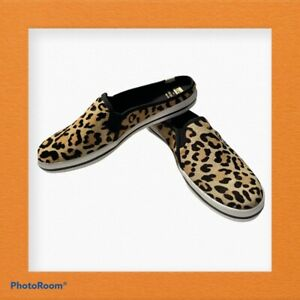 KATE SPADE KEDS Leopard Print Pony sneakers