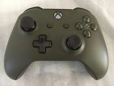 Official Microsoft Xbox One Special Edition Military Green Wireless Controller
