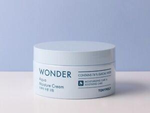 TONYMOLY Wonder Aqua Moisture Cream 300ml Moisturizing Soothing Care K-Beauty