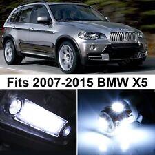 20 x Premium Xenon White LED Lights Interior Package Upgrade for BMW X5