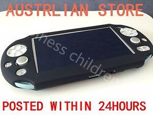 For PlayStation®VITA Soft Case Cover Shell High elasticity Black PSV 2000