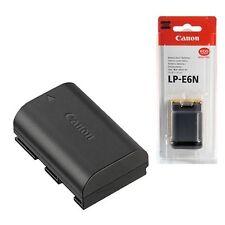 Canon LP-E6N Li-Ion Battery EOS 60D 70D 80D 6D 7D 7D2 5D2 5D3 5DS 5DSR 60Da