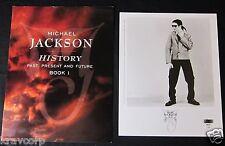 MICHAEL JACKSON 'HISTORY' 1995 PRESS KIT--PHOTO