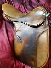 """Stubben Parzival Saddle 17"""" Very Good Condition Only used in shows"""