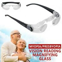Low Vision Presbyopia Reading Magnifying Glass Magnifier Loupe Eye Distance Max