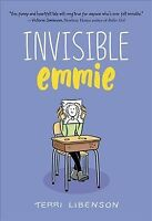 Invisible Emmie, Hardcover by Libenson, Terri, Brand New, Free shipping in th...