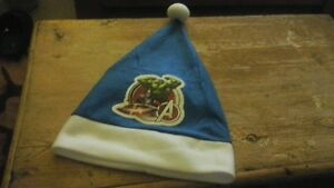 avengers  father christmas hat