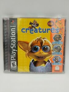 Creatures (Sony PlayStation 1 PS1) Brand New Factory Sealed