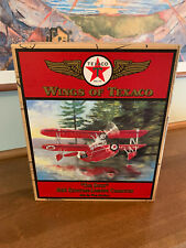"""WINGS OF TEXACO, """"THE DUCK"""" 1936 KEYSTONE-LOENING COMMUTER, 8TH IN THE SERIES"""