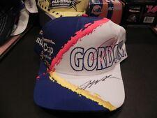 AUTOGRAPHED JEFF GORDON 1997 NASCAR WINSTON CUP CHAMPION HAT