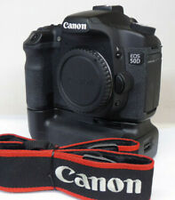 Canon EOS 50D DSLR Camera Body fitted with Battery Grip - Great Condition