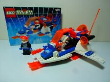 LEGO Ice Planet Blizzard Baron (6879) with original instructions