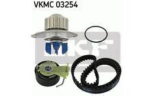 SKF Bomba de agua + kit correa distribución CITROEN XSARA PEUGEOT VKMC 03254