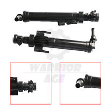 For BMW F30 328i F32 435i Set Headlights Washer Sprayer Nozzle Cylinder Pump