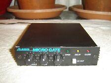 Alesis Microgate, Noise Gate, Vintage Unit