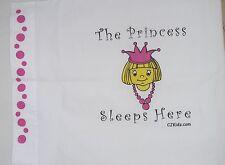 Girls Princess New Cotton Pillowcase