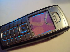 SIMPLE CHEAP PENSIONER  Nokia 6230I UNLOCKED  MOBILE PHONE MEMORY CARD