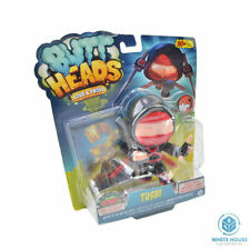 Butt Heads Tushi Ninja Interactive Farting Figurine +Trading Card Prank Gag Gift