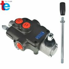 New Listinghydraulic Directional Control Valve 21 Gpm Motors Spool Double Acting 1 Spool
