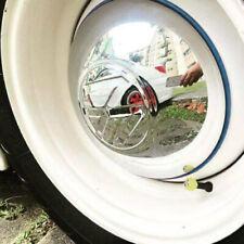 VW VOLKSWAGEN CLASSIC HUB CAP RING TRIM COLORS BLUE beetle bus
