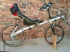 Volae Club Recumbent Bicycle - Seriously Fast and Comfortable too!