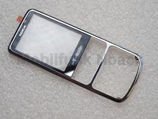 Original Nokia 6700 classic A - Cover | Frontcover | T-Mobile Silver Gloss NEU
