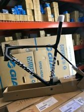 NEW 2012 GIANT TCR ADVANCED SL ISP FRAME, SATIN COMPOSITE/GLOSS WHITE/SILVER, XL