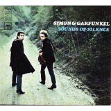 SIMON & GARFUNKEL - Sounds of silence - CD Album