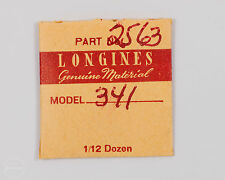 Longines Genuine Material Part #2563 Date Setting Wheel for Cal. 341