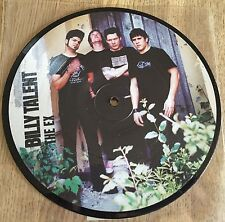 "BILLY TALENT - The Ex 7"" LIMITED PICTURE VINYL + Try Honesty ACOUSTIC"