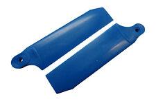 KBDD Pearl Blue 104mm Extreme Tail Rotor Blades -Trex 700 Goblin 630 #4077