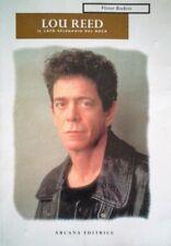 VICTOR BOCKRIS LOU REED IL LATO SELVAGGIO DEL ROCK ARCANA EDITRICE 1999