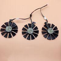 Für ASUS ROG STRIX GTX1060 1070 1080TI Lüfter Grafikkarte Cooling Fan 4/5/6Pin