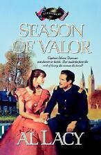 Battles of Destiny: Season of Valor by Al Lacy (2006, Paperback)
