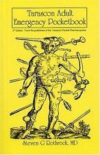 Tarascon Adult Emergency Pocketbook, Third Edition-ExLibrary