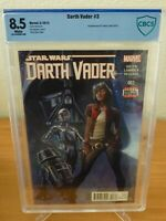 Star Wars: Darth Vader #3 (CBCS 8.5) 1st Appearance of Doctor Aphra [C]