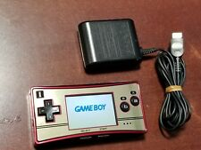Game Boy Micro console 20th Anniversary Limited Edition handheld system US Selle
