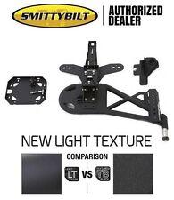 Smittybilt XRC GEN2 Bolt On Tire Carrier Light Texture 07-17 Jeep Wrangler JK