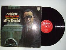 "Schubert-Alfred Brendel–Sonata In B Flat,D.960 /""Wander-Disco Vinile 33 Giri LP"