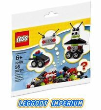 LEGO Creator - Robot Vehicle Free Builds Polybag - 30499 FREE POST