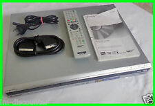Sony rdr-hx725 DivX/XviD DVD/HDD RECORDER * 160 GB = 250 ore * EPG/G-Link/Time Shift