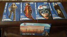 Star Wars Pepsi Postcards Set