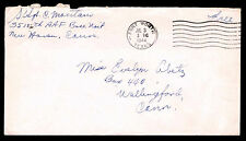 1944 WAR COVER -  FREE SOLDIER POSTAGE - FT WORTH, TX (ESP#L3294)