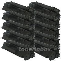 10pk CE505A 05A Compatible Toner Cartridge for HP Laserjet P2035 P2035n P2055 dn