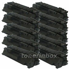 10pk CE505A 05A Compatible Toner Cartridge for HP Laserjet P2035 P2035n P2055 dn