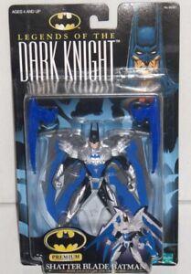 "Shatter Blade Batman Legends Of The Dark Knight 6"" Hasbro LODK Exclusive (MOC)"