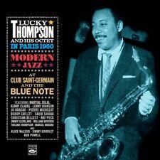 Lucky Thompson In Paris 1960 Modern Jazz At Club Saint-Germain & The Blue Note