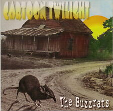 The BUZZRATS - Cartoon Twilight (CD 1998) Ann Arbor
